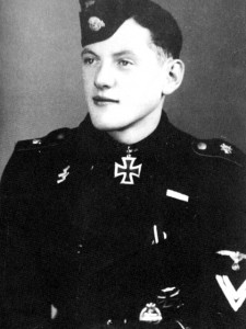 "Wittmann's gunner Balthasar ""Bobby"" Woll would also be awarded the Knight's Cross in 1944"