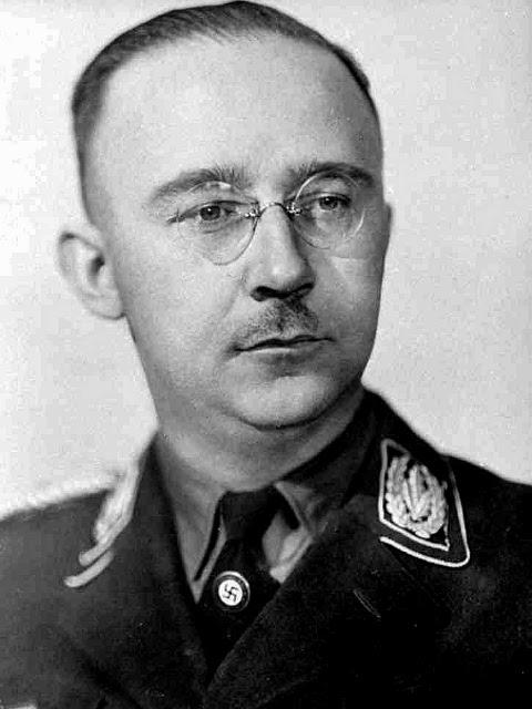 heinrich himmler later reichsfhrer ss would transform the organisation - Lebenslauf Hitler