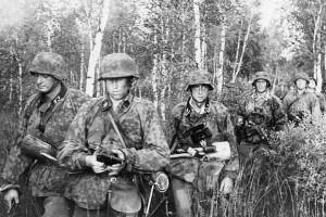 No longer Asphalt Soldiers: grizzled men of the LSSAH in the Ukraine, 1941