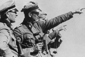 Far from the parade ground: Sepp Dietrich and Kurt Meyer During the Balkan campaign