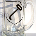 "Beer Mug ""Leibstandarte"""
