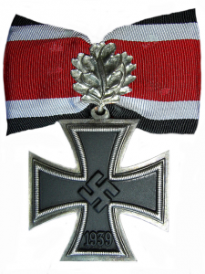 Das Ritterkreuz des Eisernes Kreuzes mit Eichenlaub (The Knight's Cross of the Iron Cross with Oakleaves)