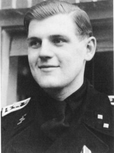 SS-Oberscharführer Jürgen Brandt would command one of the two Tigers in Wittmann's group heading to Hill 213