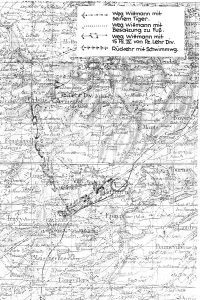 Wittmann's Trail, 13th June 1944