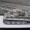 "Tiger S04 ""Panzer Ace & Glory"" Left Side View"