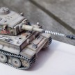 "Tiger S04 ""Panzer Ace & Glory"" Gun Detail"