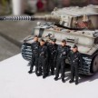 "Tiger S04 ""Panzer Ace & Glory"" with crew"