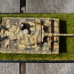 "Tiger 1331 ""Kursk"" Top View"