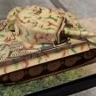 """Tiger 222 """"Villers Bocage"""" Turret Detail"""