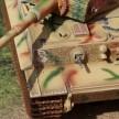 """Tiger 222 """"Villers Bocage"""" Front Detail"""