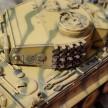 """Tiger 1331 """"Zitadelle"""" Turret Detail"""