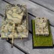 Tiger 1331 1/35 & 1/72 Scale Comparison
