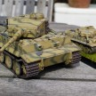 Tiger 1331 1/35 & 1/72 Scale Comparison